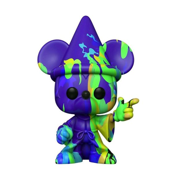 Funko POP! Art Series Disney Fanstasia 15 Sorcerer